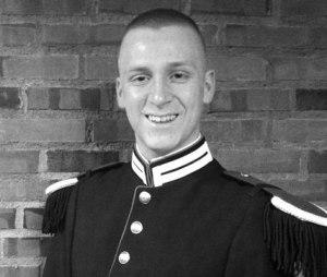 Gardist Anders Strømberg, Drilltropp