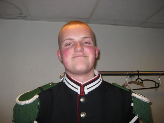 Gardist Steffen Sakrisvold