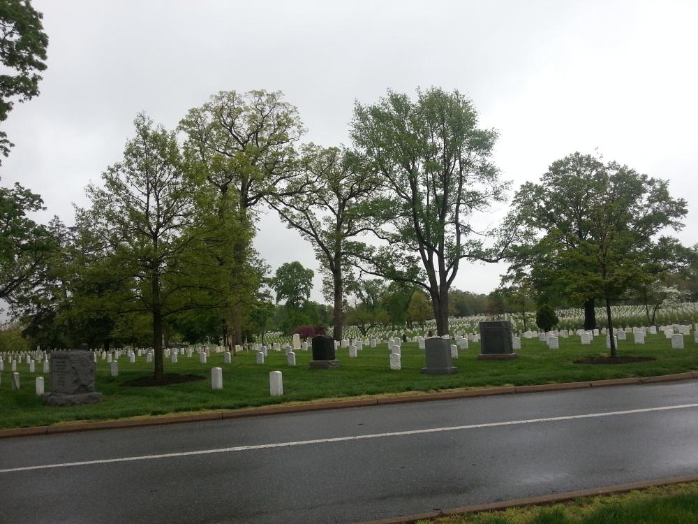 Arlington Cementary i Washington D.C.