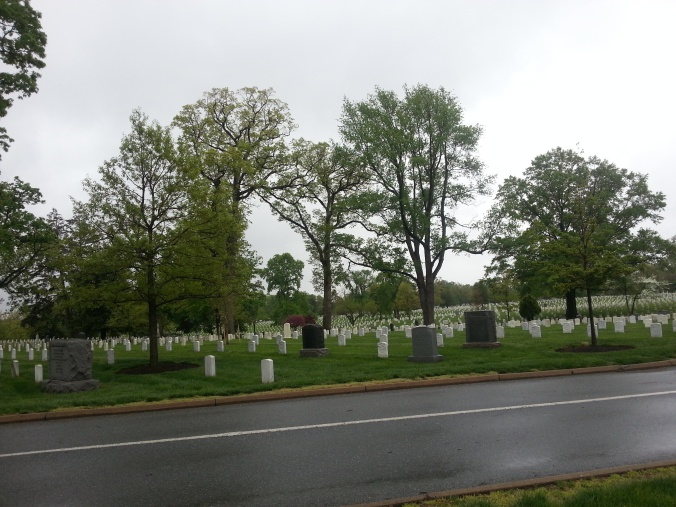 Arlington Cementary i Washington D.C.