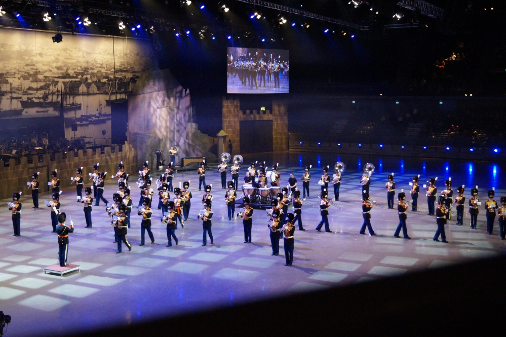 """The Royal Netherlands Army Band """"Johan Willem Friso"""""""
