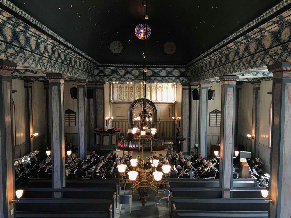 HK fra orgel